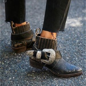 Free People x Understated Leather x Matisse Boot